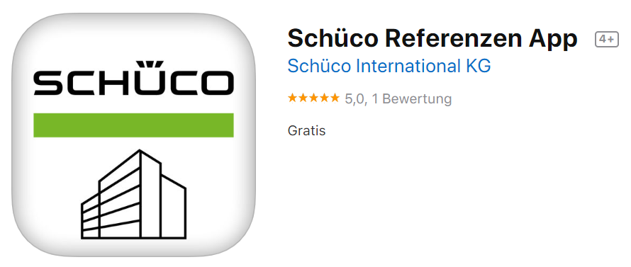 Schuco Reference